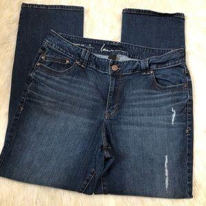 Lane Bryant Straight leg Jeans size 18